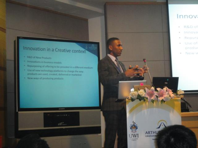 Innovation and Entrepreneurship in the Creative and Cultural Sectors in Trinidad and Tobago